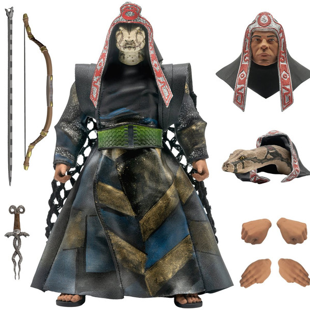 [PRE-ORDER] Super7 Conan the Barbarian Ultimates Snake Priest Thulsa Doom 7-Inch Action Figure