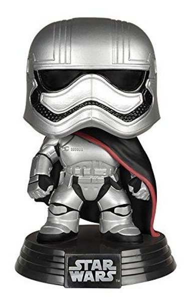 Funko Star Wars: The Force Awakens - Captain Phasma Pop! Vinyl Figure