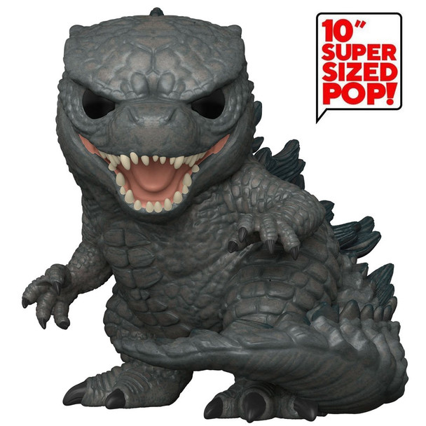 Funko Godzilla vs. Kong Godzilla 10-Inch Pop! Vinyl Figure