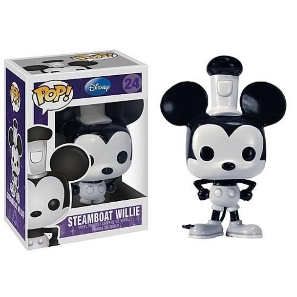 POP! Disney: Steamboat Willie Vinyl Figure