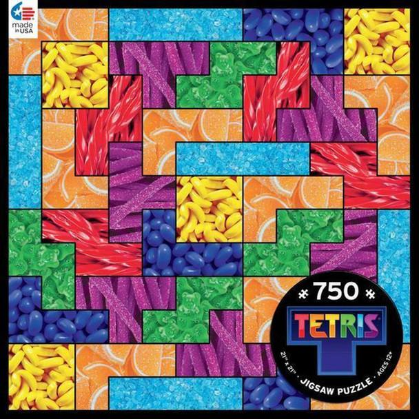 Tetris Candy 750 Piece Puzzle