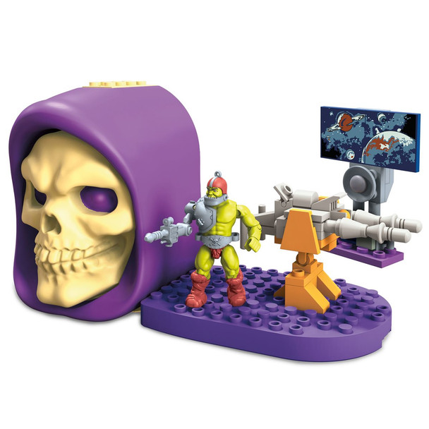 Mega Construx Masters of the Universe Trap Jaw Laser Cannon