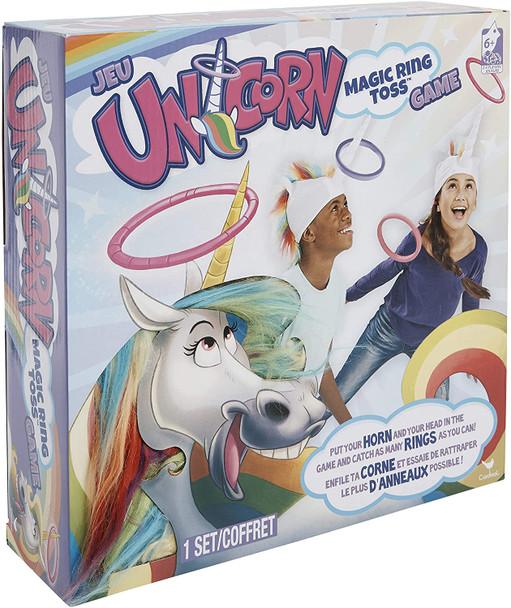 Spin Master Games Magic Unicorn Ring Toss Game