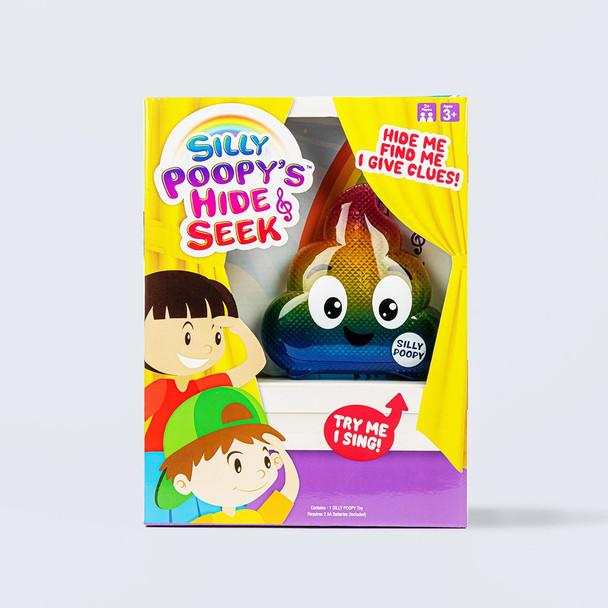 Silly Poopy's Hide & Seek