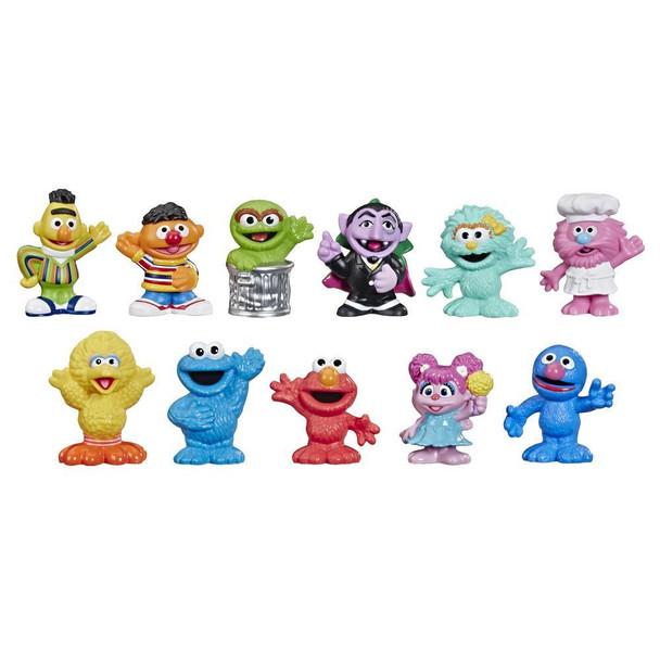Sesame Street Deluxe Figure Set