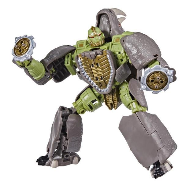 Transformers War for Cybertron Kingdom Voyager Rhinox