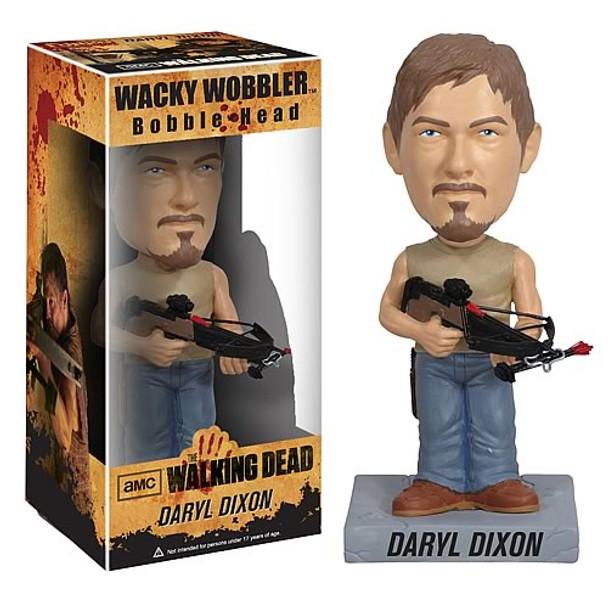 The Walking Dead Daryl Dixon Bobble Head