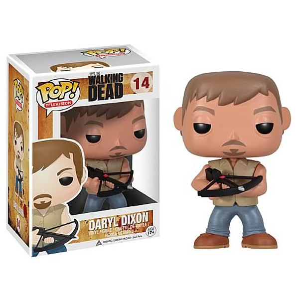 The Walking Dead Daryl Dixon Pop! Vinyl Figure