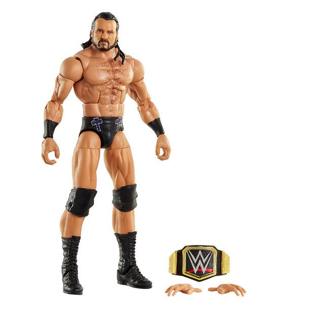 WWE Top Picks 2021 Drew McIntyre Elite Action Figure