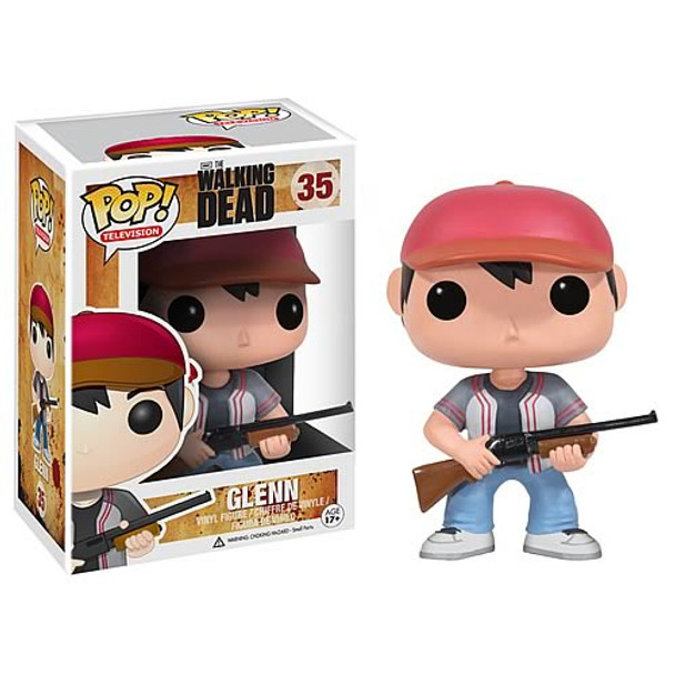 The Walking Dead Glenn Pop! Vinyl Figure