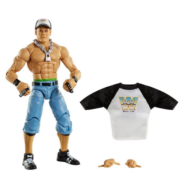 WWE Top Picks 2021 John Cena Elite Action Figure