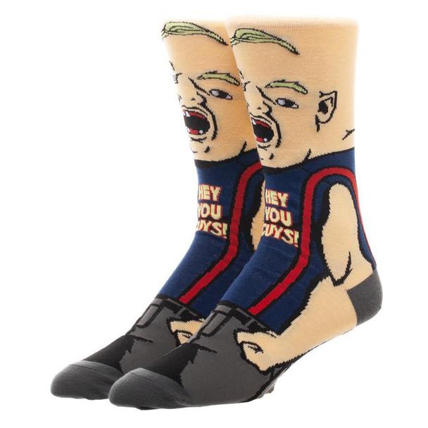 The Goonies Sloth 360 Crew Socks