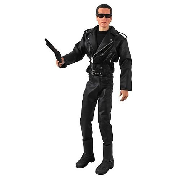 Terminator 2 T-800 Ultimate Quarter Scale Action Figure