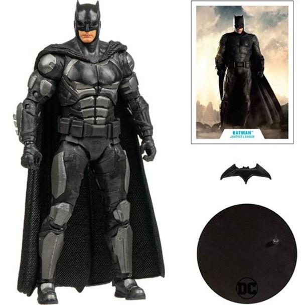 DC Zack Snyder Justice League Batman 7-Inch Action Figure