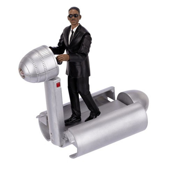 Men in Black 3 Action Figure with Large Accessory - Agent J