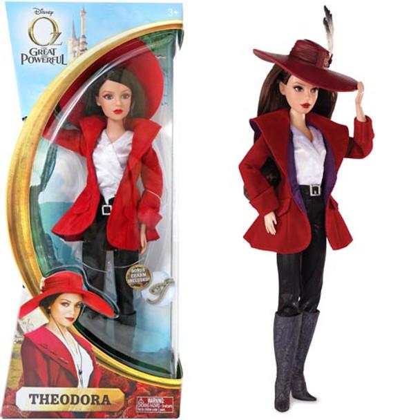 Oz the Great and Powerful Theodora Disney Fashion Doll