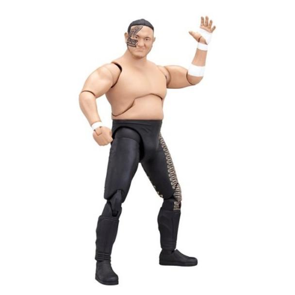 TNA Deluxe Impact Series 1 Action Figure - Samoa Joe