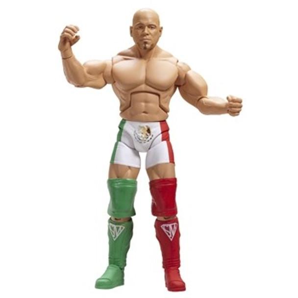 TNA Deluxe Impact Series 2 Action Figure - Hernandez