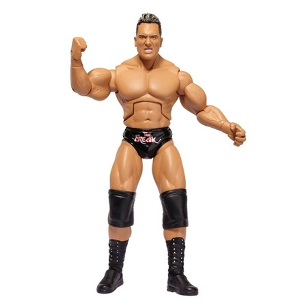 TNA Deluxe Impact Series 5 Action Figure - Rob Terry