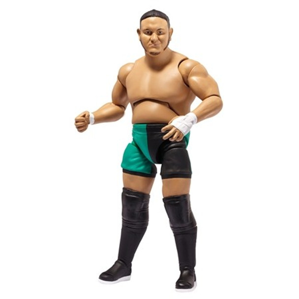 TNA Deluxe Impact Series 5 Action Figure - Samoa Joe