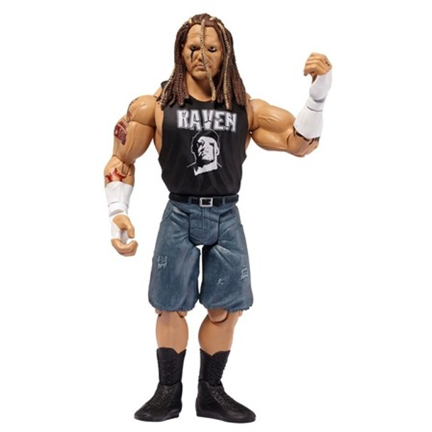 TNA Legends of The Ring Action Figure - Raven