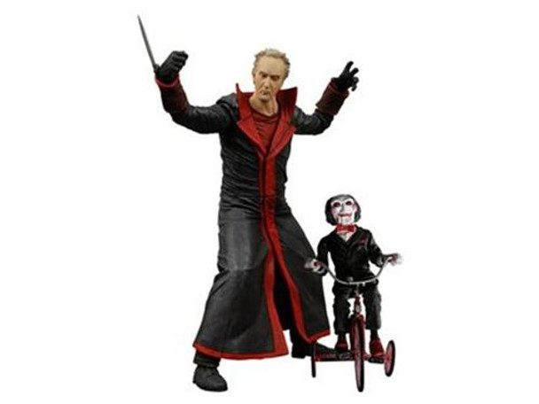 Cult Classics Hall of Fame Series 2 Saw 2 Jigsaw Killer Action Figure