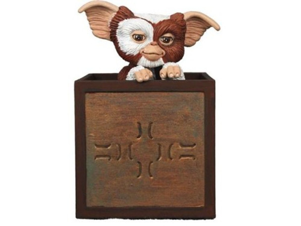 Gremlins Go Gizmo Go Motorized Figure Gizmo in Gift Box