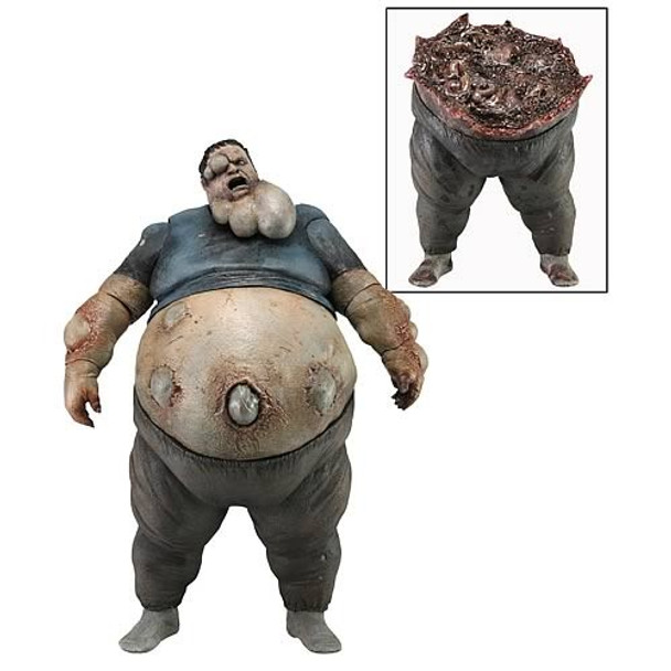 Left 4 Dead Deluxe Boomer Zombie Action Figure