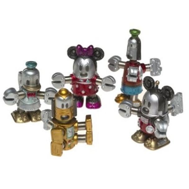 NECA Disney 2 Inch Robot Figures