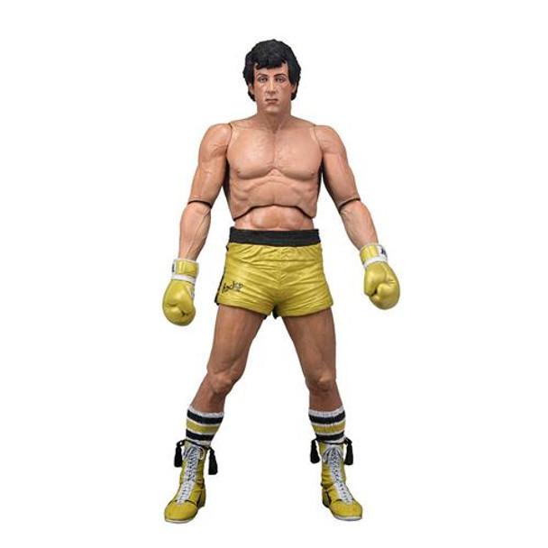 NECA Rocky Series 3 Rocky 3 7 Inch Figure