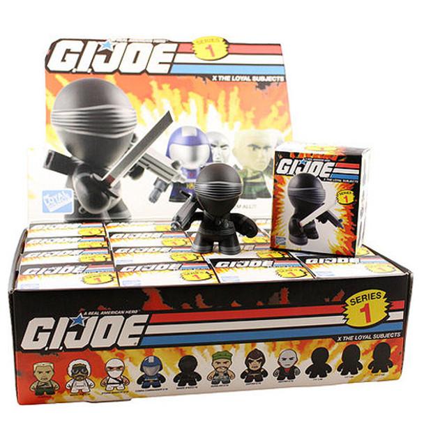 G.I. Joe 3-Inch Random Figure Series 1 Mini-Figure