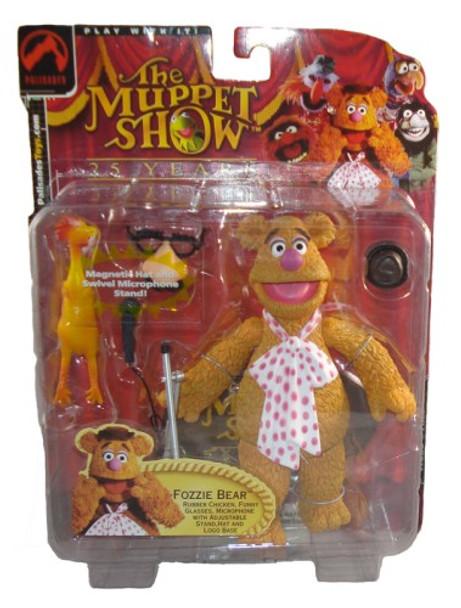 Muppets Series 2: Fozzie Bear Figure