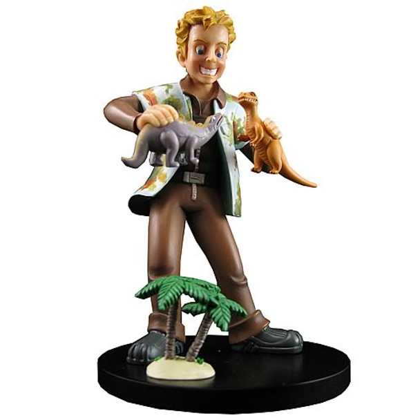 Serenity Little Damn Heroes Wash Animated Maquette