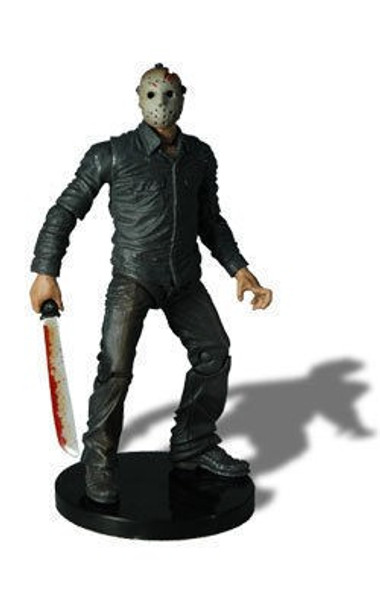 Cinema Of Fear Jason 3.75 Inch Toy Fair 2009 Limited Edition Figure