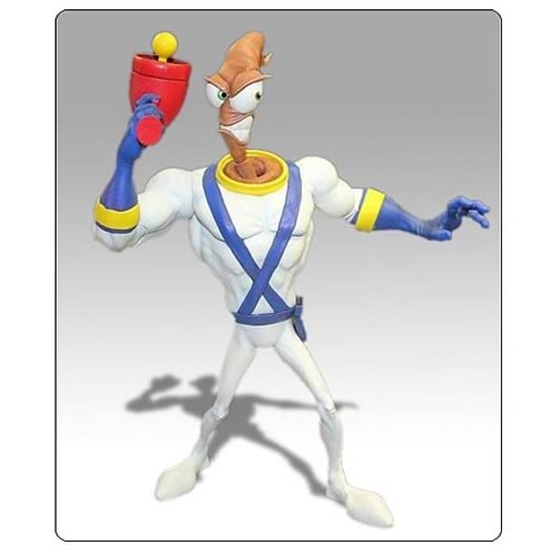Earthworm Jim 6-Inch Action Figure