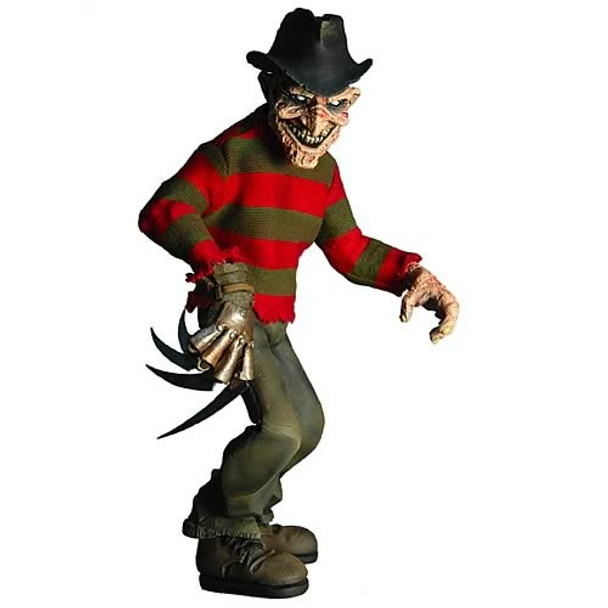 Stylized Nightmare On Elm Street Freddy Krueger
