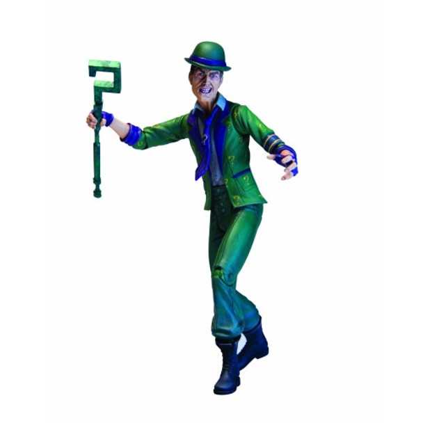 Batman Arkham City Series 2 The Riddler Action Figure