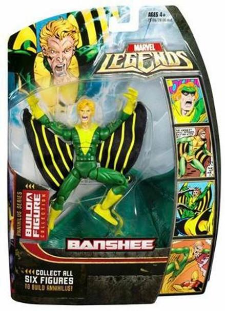 Marvel Legends Series 16 Banshee Action Figure