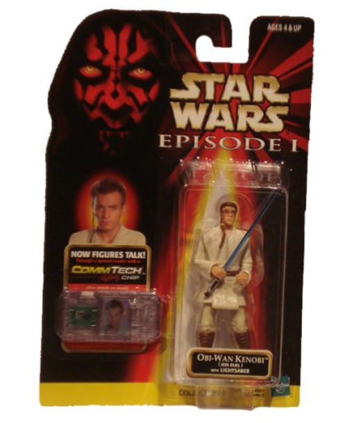 Star Wars Episode I: Obi-Wan Kenobi Figure