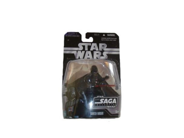 Star Wars Saga Collection #13 Darth Vader Action Figure