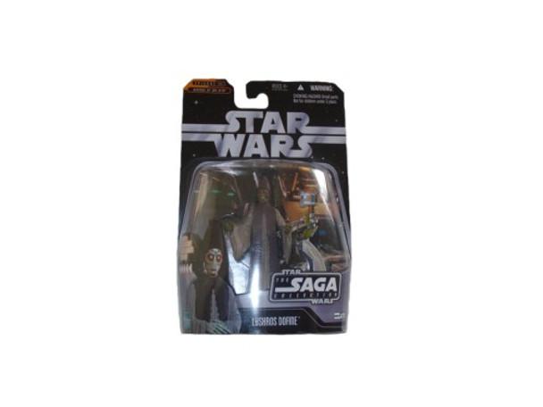 Star Wars Saga Collection #23 Lushros Dofine Action Figure
