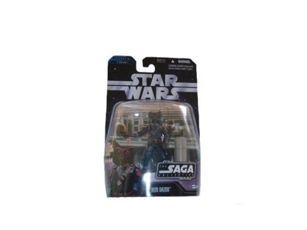 Star Wars Saga Collection #33 Hem Dazon Action Figure