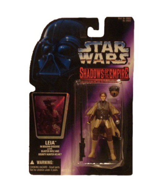 Star Wars Shawdow Of The Empire Leia Action Figure