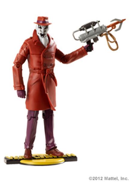Club Watchmen Rorschach Figure