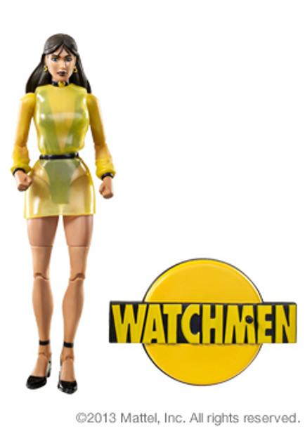 Club Watchmen Silk Spectre Figure