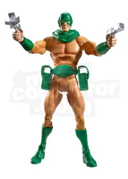 DC Universe Club Infinite Earths Mirror Master Figure