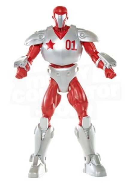 DC Universe Club Infinite Earths Rocket Red Figure