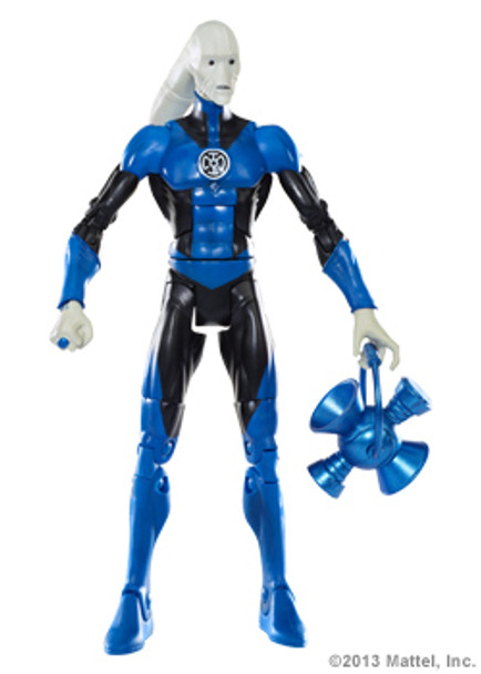 DC Universe Club Infinite Earths Saint Walker Figure