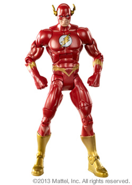 DC Universe Club Infinite Earths Wally West The Flash Figure