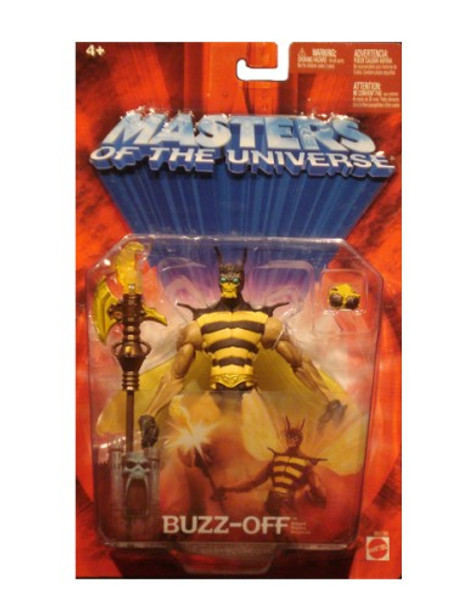 Masters Of The Universe Buzz-Off Figure